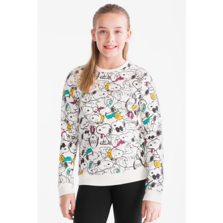 Snoopy Pullover
